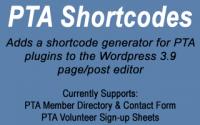 PTA Shortcodes