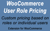 WooCommerce User and Role based Pricing