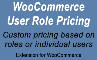WooCommerce User Role Pricing